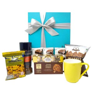 Coffee and Cookies Gift Hamper