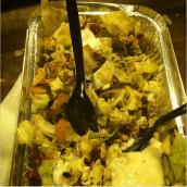 Greek Salad at Greko, Off Carter Road, Mumbai