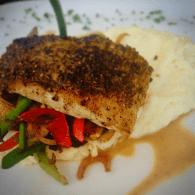 Mahi Mahi - Fish of the day @ Cafe Noir, UB City