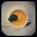 Fresh mango pudding @ SingKong, UB City