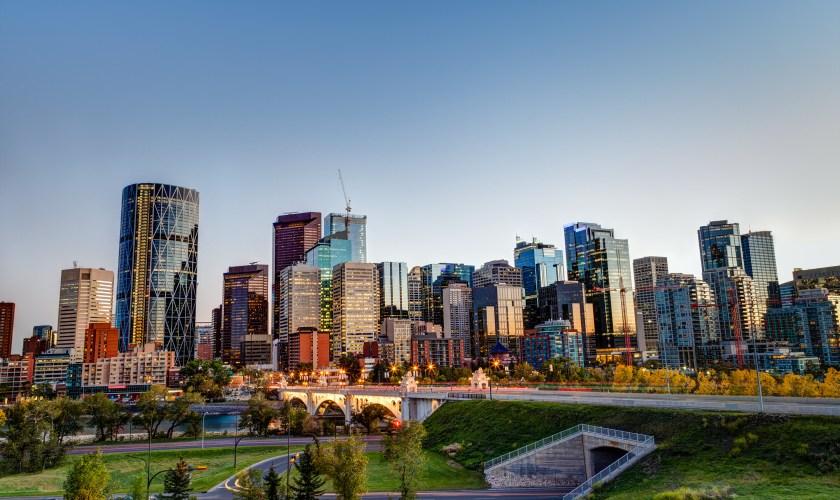 Oh Calgary!