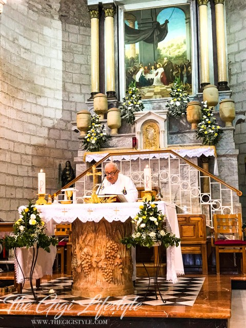 Miracle at the Wedding at Cana
