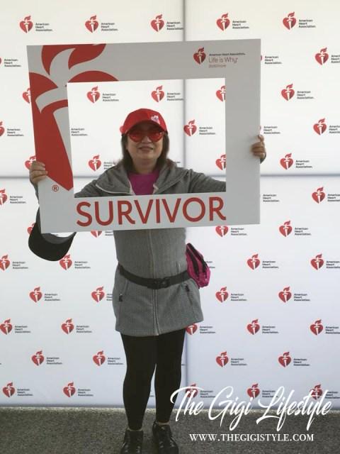 I am a Heart Disease Survivor
