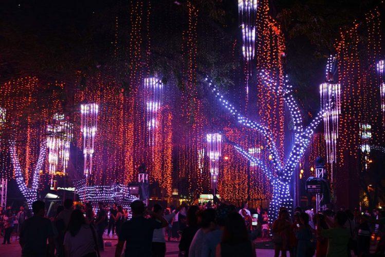 Makati Christmas Lights
