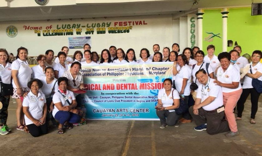 Medical Mission In Cauayan, Negros Occidental