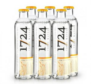 1724 Tonic – 1,724m above sea level
