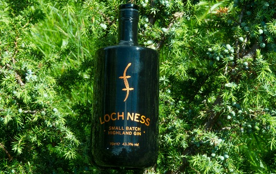 Loch Ness Gin…Real and Rare