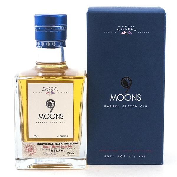 Martin Miller's 9 Moons – Barrel Aged Gin