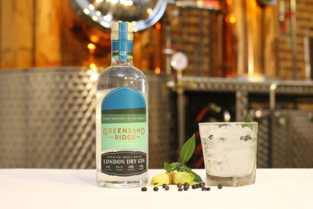 Greensand Ridge Gin – Sustainable at heart