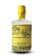 Old Bakery Gin Bottle