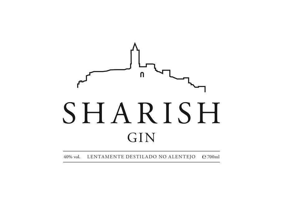 Sharish Gin… A little bit of Blue Magic