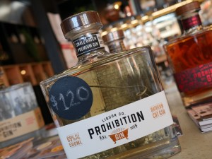 Bathtub Cut Gin 69% - www.thegin.blog