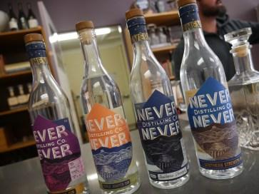 Adelaide gin - Never Never