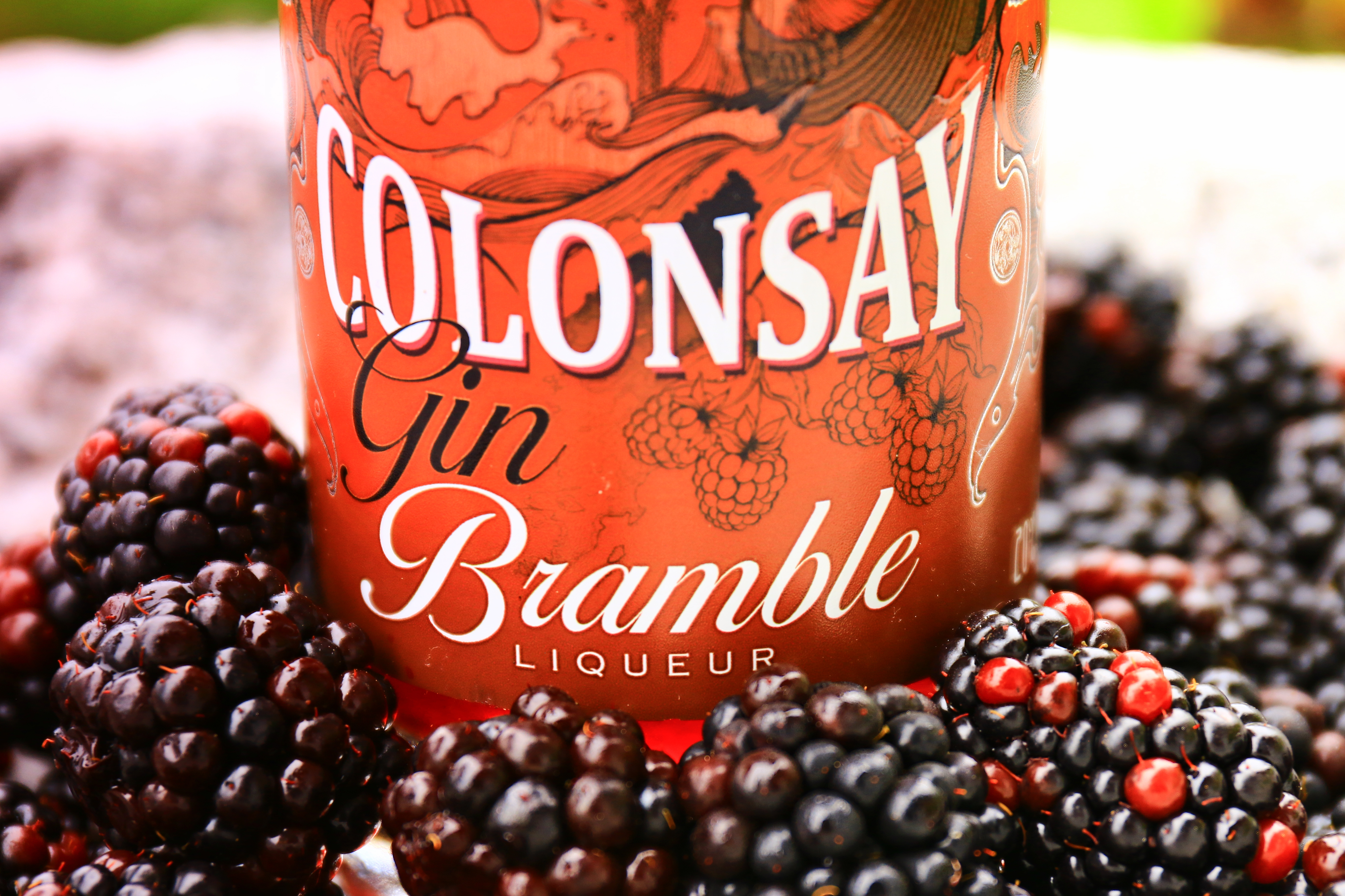 Colonsay Bramble Liqueur – Autumn in a bottle