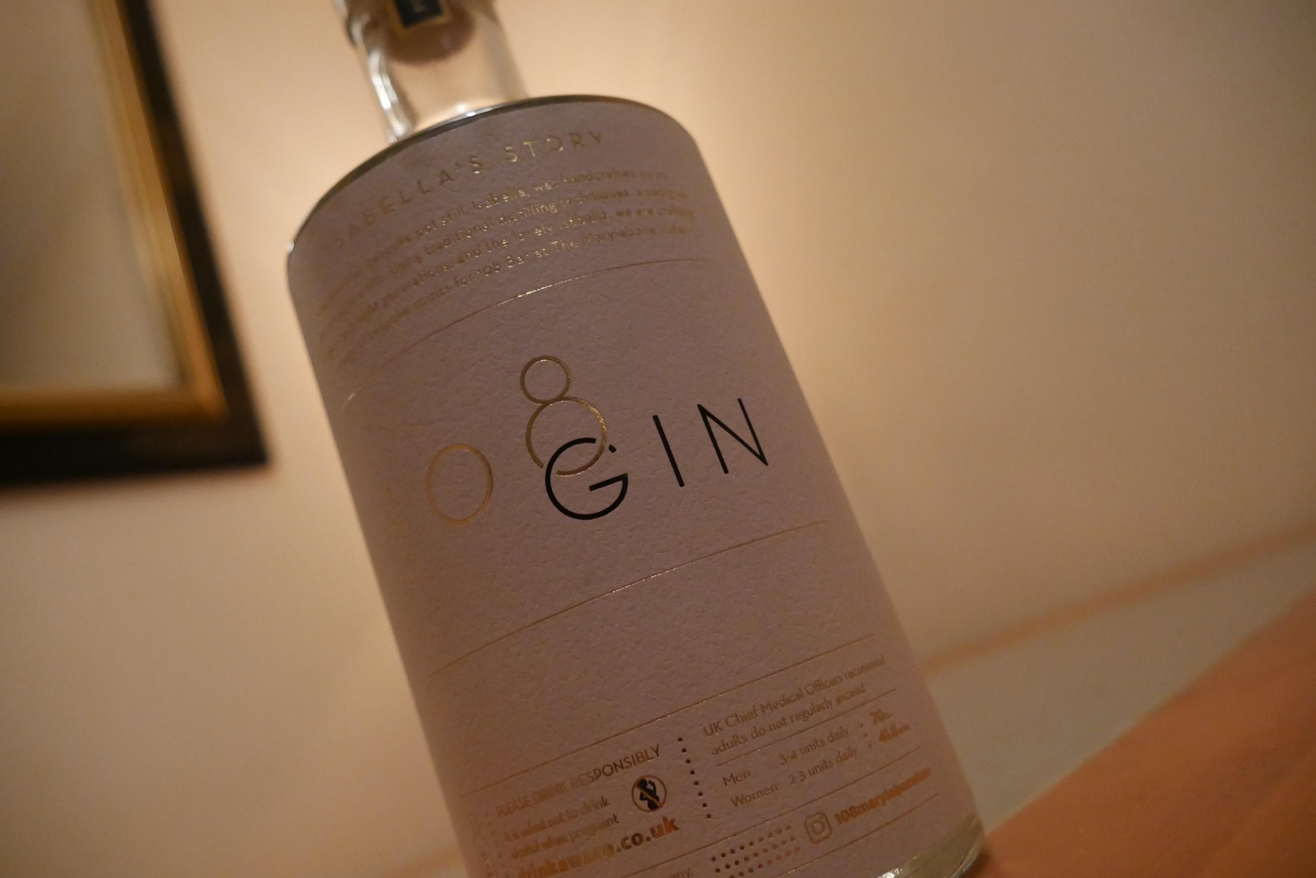 "108 Gin – Redefining ""House Gin"""