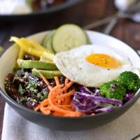 30 Minute Korean Bulgogi Beef Bowls