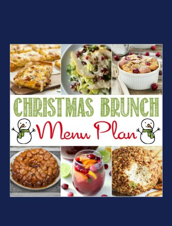 Christmas Brunch recipes