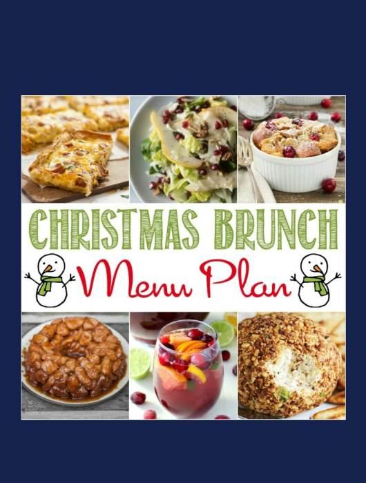 Christmas Brunch recipes