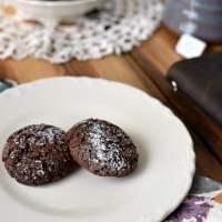Chocolate Puffs