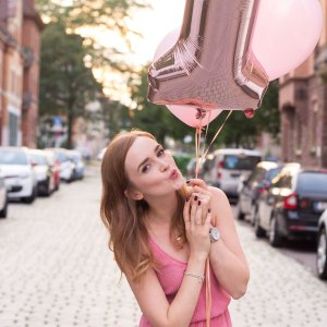 LET'S CELEBRATE: the ginger journey  feiert den 1. Geburtstag!