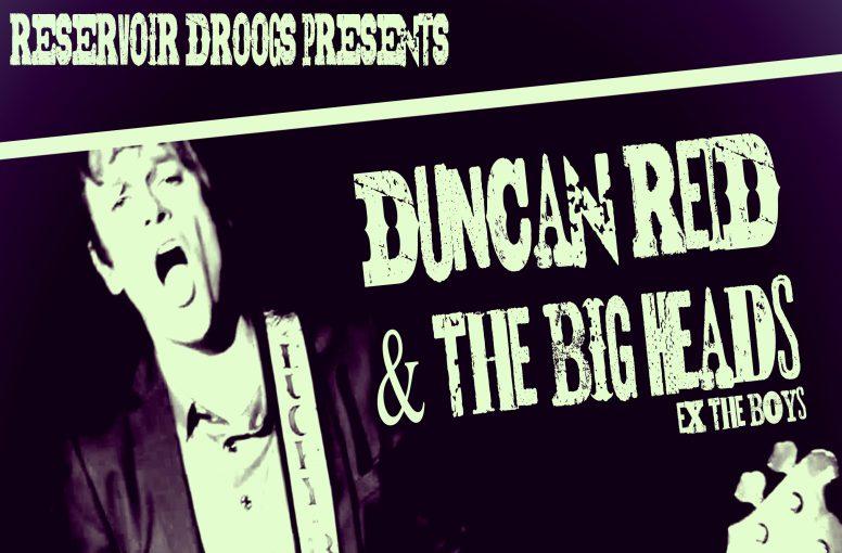 Duncan Reid & the Big Heads – Glasgow preview