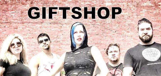 Giftshop band picture