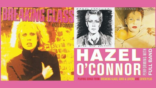 Hazel O'Connor Mega Plus Tour