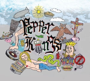 Pepper Kings – Pepper Kings album review