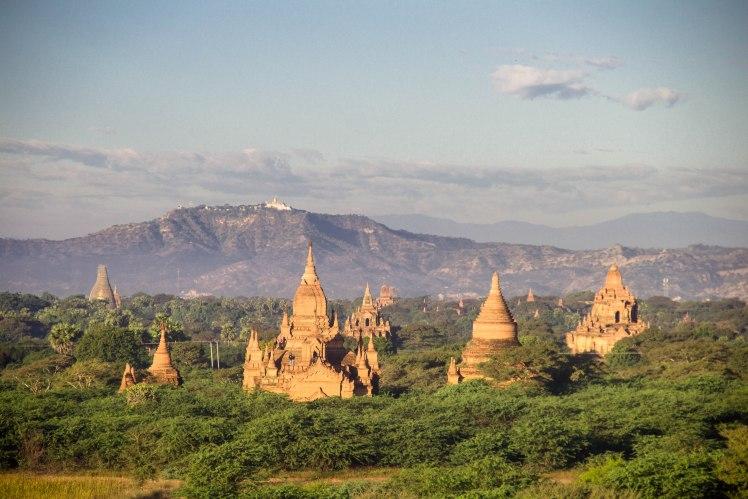 Bagan sunrise-69