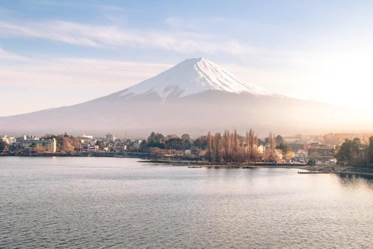 Mt Fuji day 1-1