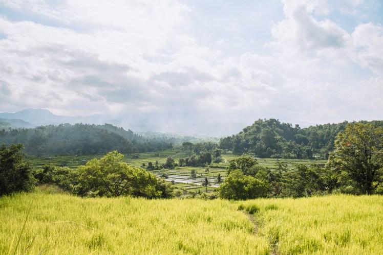 Bali Ubud Itinerary Mount Agung