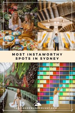 In this article I will share the most instagrammable photo spots in Sydney; covering the city centre, the most photogenic places along the coastline, unmissable seasonal events and insta-worthy cafés. I will include more iconic landmarks as well as secret spots only known by the locals!