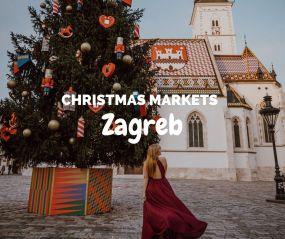 christmas markets zagreb
