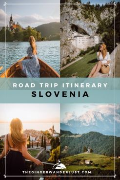 Having seen countless photos of the magical Lake Bled, Slovenia had been on my bucket list for a long time. This summer I finally got the chance to road trip around Slovenia and admire the beautiful landscapes this country has to offer. We spent 10 days driving around, but you could easily do the same itinerary in one week. Read below for my Slovenia Road Trip Itinerary (7 - 10 days).