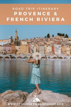 If you are planning a trip to France I highly recommend including the South of France in your itinerary. Spend a week exploring quaint villages, beautiful lavender fields and chilling in the luxurious French Riviera. In this article I will share my Provence & French Riviera Road Trip Itinerary for one week to 10 days.