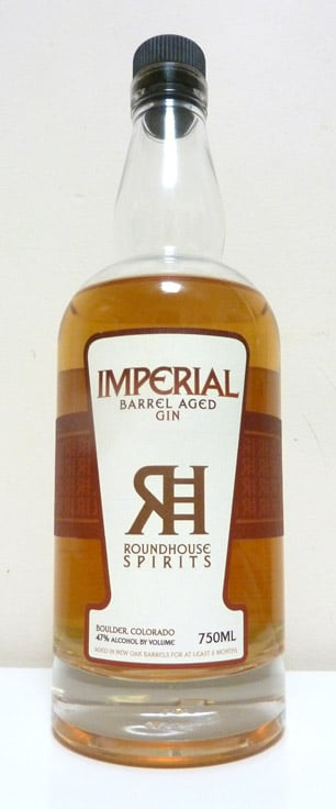 Imperial Barrel Aged Gin