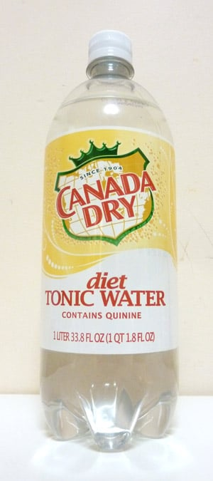 Canada Dry Diet Tonic Water Review And Rating The Gin Is In