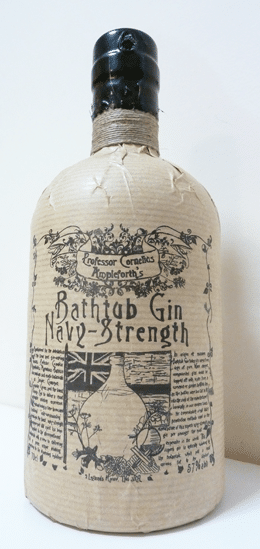 An extraordinary gin, produced by the enigmatic Professor Cornelius Ampleforth