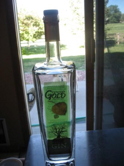 Colorado Gold Gin