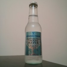 fever tree tonic bottle