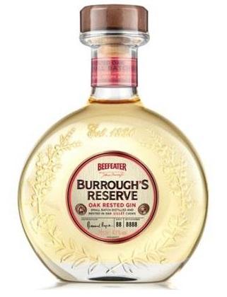 Beefeater Burrough's Reserve Batch 1