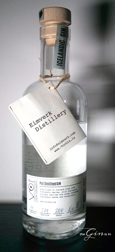 eimverk distillery gin