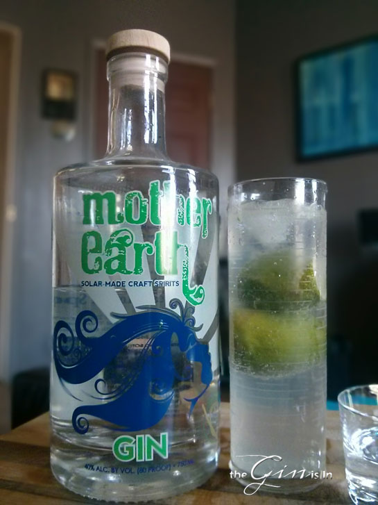 Mother Earth Gin