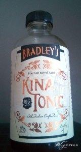 Bradley's Kinda Barrel Aged Tonic Syrup