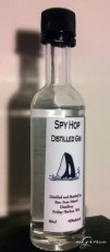 Spy Hop Gin Bottle