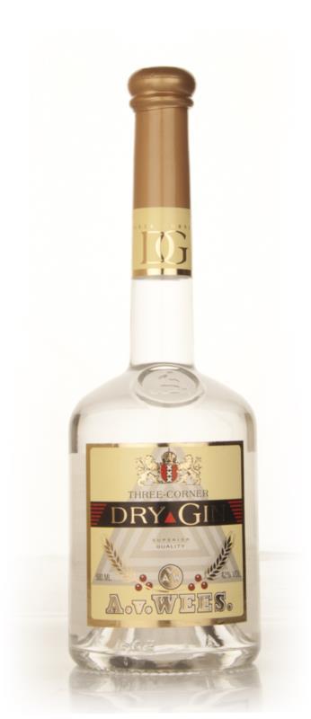 Three Corner Dry Gin