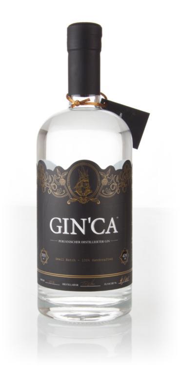 Gin'ca Peruvian Dry Gin