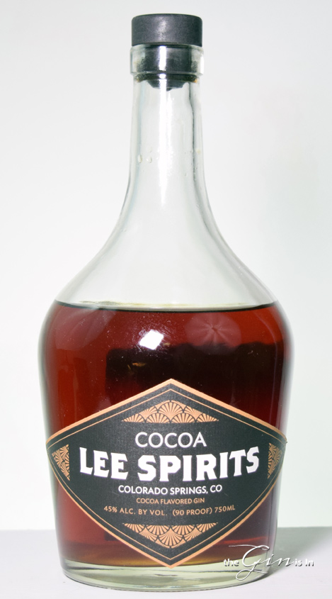 Lee Spirits Cocoa Flavored Gin