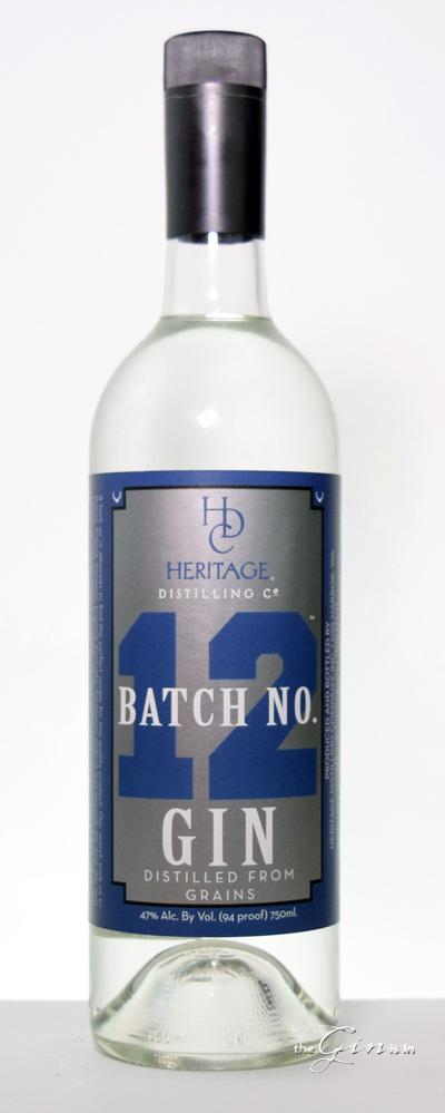 No. 12 Gin