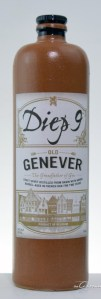 v=Diep 9 Old Genever Bottle